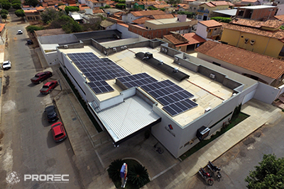 Energia Solar Clinicor Espinosa-MG